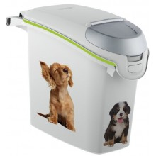B-WARE- GEBROCHEN CURVER Pet Futter Container 6 Kg, 233x493x278 mm, 15 L