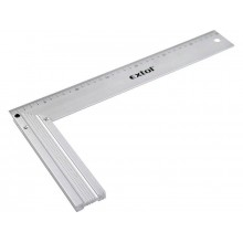 EXTOL CRAFT aluminium try square 400mm, 3327