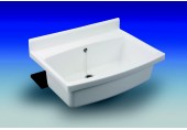 Abusanitair Abu maxi Becken mit Überlauf 33 l, 70x50 cm 60007010099