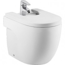 Roca Meridian Stand Bidet kapotte Compact, MaxiClean 735724700M