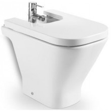 Roca The Gap Stand-Bidet, MaxiClean 735747400M