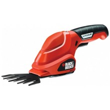 BLACK & DECKER 3,6 V Lithium Ionen Akku Grasschere GSL200