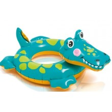 "INTEX Schwimmring ""deluxe animal"" Aligator 58221NP"