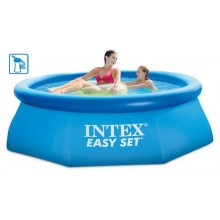 INTEX Schwimmingpool Easy Set 244 x 76 cm, 28112GN