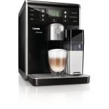 SAECO Moltio Black Kaffeevollautomat mit Milchkaraffe HD8769/09