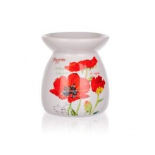 BANQUET Aromalampe 10,2 cm Red Poppy 60ZF1060RP