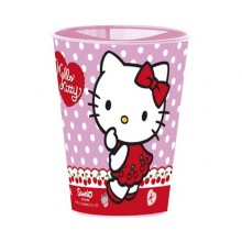 BANQUET Trinkbecher 260 ml  Hallo Kitty 1212HK52707 Produkt-Spezifikationen: Volumen (ml)
