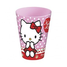 BANQUET Trinkbecher 430 ml Hallo Kitty 1212HK54506