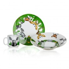 BANQUET Kindertafel Set Jungle 60YDDS03E-A