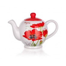 BANQUET Kanne Red Poppy 1200ml 60ZF1171RP