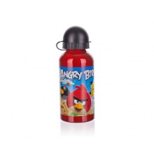 BANQUET Alu- Trinkflasche 400 ml Angry Birds 1225AB37134