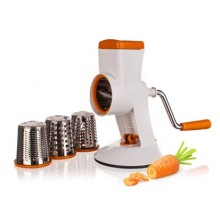 BANQUET Reibemaschine 26 cm Culinaria Orange 28TF8013O