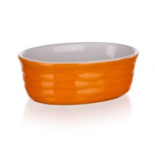 BANQUET CULINARIA Orange Auflaufform oval 12,5 x 8,5 cm 60ZF15