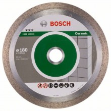 BOSCH Diamanttrennscheibe Best for Ceramic, 180 x 22,23 x 2,2 x 10 mm