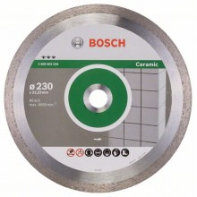 BOSCH Diamantscheibe Best for Ceramic, 230 mm 2.608.602.634