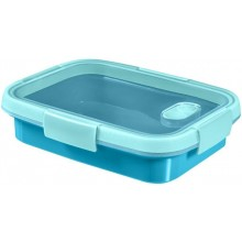 CURVER SMART TO GO 0,7l Sandwich box 20x15x5cm blau 00945-Y33