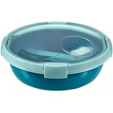CURVER SMART TO GO 1L Lunch box 20x9cm blau 00953-Y33