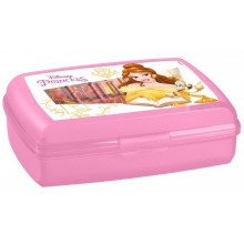 CURVER MULTISNAP PRINCESS 1,3L Sandwichbox, Lunchbox 19,5 x 6,5 x 14,3 cm 02274-Y31