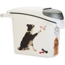 CURVER Pet Futter Container 6 Kg, 233x493x278 mm, 15 L (03883-L29)