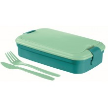 CURVER LUNCH & GO Lunchbox 32 x 13 x 7 cm blau 00768-B36