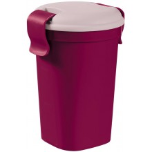 CURVER Becher Lunch & GO, 0,6 L violet 00769-B35