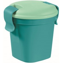 CURVER Becher Lunch & GO, 0,5 L blau 00739-B36
