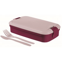 CURVER Lunch & Go, Lunchbox 32 x 13 x 7 cm, violet 00768-B35