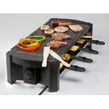 DOMO Steingrill Raclette Set DO9039G