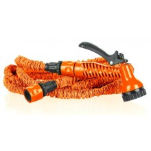 COBRA Wasserschlauch Flexi Magic Hose Wonder mit Sprühpistole - orange