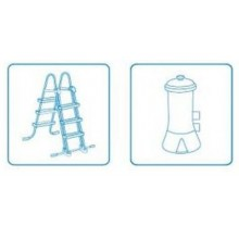 INTEX Easy Set Pool 457 x 107 cm (set) 26166GN