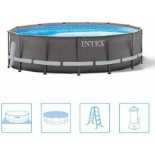 INTEX Ultra Frame Pool 488 x 122 (Set) 26322GN