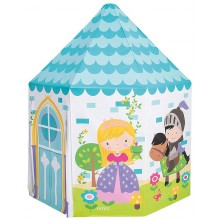 INTEX Princess Play Tent 104cm x 104cm x 130cm 44635NP