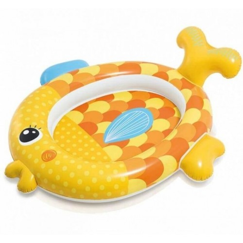 INTEX Friendly Goldfish Planschbecken Baby-Pool