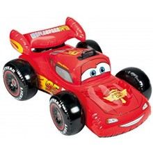 INTEX Schwimmtier, »Ride On Disney Cars« rot 57516NP