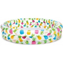 INTEX Planschbecken Pineapple Pool 132 x 28 cm 59431NP