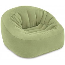 INTEX BEANLESS BAG CLUB CHAIR Aufblassessel 124 x 119 x 76 cm 68576