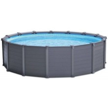 "INTEX Frame Swimming Pool Set ""Graphit"" 26384GN"