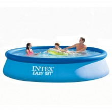 INTEX Easy Set Pool 396 x 84 cm, 28143NP ohne Filteranlage