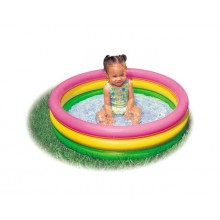 INTEX Baby Pool -3-Ring 57107NP