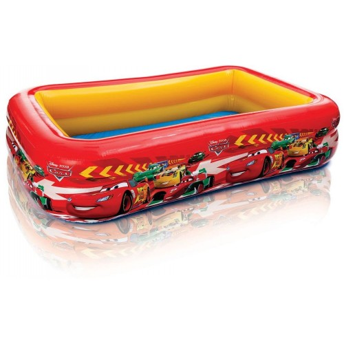INTEX Disney Cars Swim Center 262 x 175 x 56 cm, 57478NP