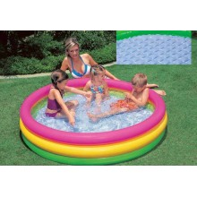 INTEX 3-Ring Pool Holiday 147x33 cm 57422