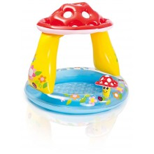INTEX Baby Pool im Pilz-Design, 102 x 89 cm 57114NP