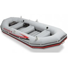 INTEX Profi Boot - Set Mariner, 4 Personen, 68376