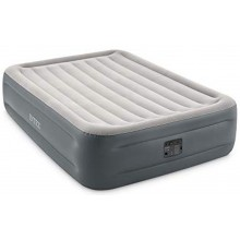 INTEX Queen Essential Rest AIRBED with Fiber-Tech 64126NP