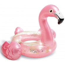 INTEX Glitter Flamingo Tube 56251NP
