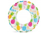 INTEX Schwimmring 51cm, ananas 59230NP