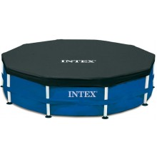 INTEX Abdeckplane Frame-Pool 457 cm 28032