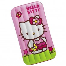 INTEX Hello Kitty Kinderluftbett Matraze 88 x 157 x 18 cm 48775NP