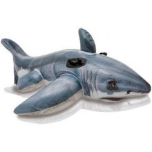 INTEX Great White Shark Ride-On, 57525NP