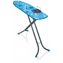 LEIFHEIT Bügeltisch Air Board M Shoulder Fit Compact blue 72443